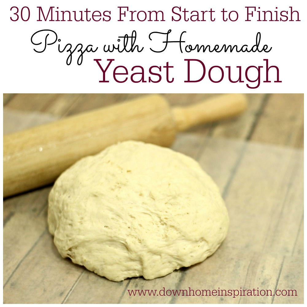 How To Make Pizza Yeast At Home