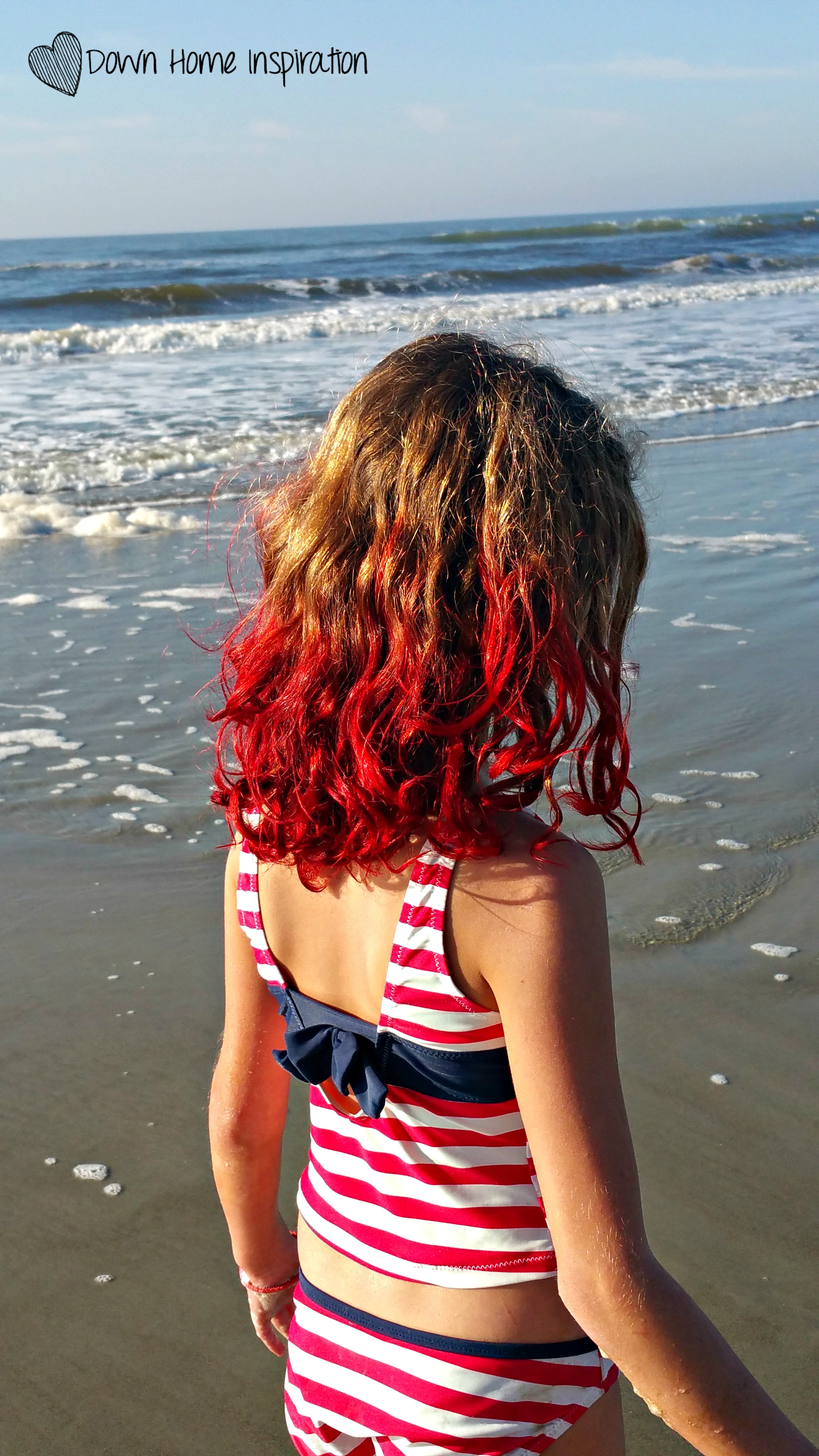 That time I colored my kid\'s hair with Kool-Aid...you\'ve gotta see ...